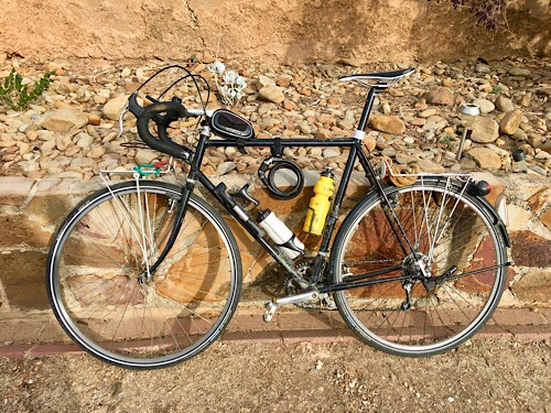 A Secondhand Bicycle Rescue